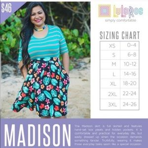 Lularoe Madison Bundle